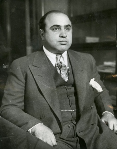 Pemimpin geng Chicago Outfit, Al Capone