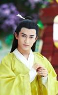 Penggambaran Zhang Yizi oleh artis